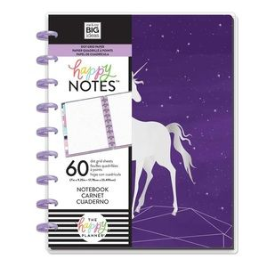 Happy Planner Classic Happy Notes Magical Unicorn